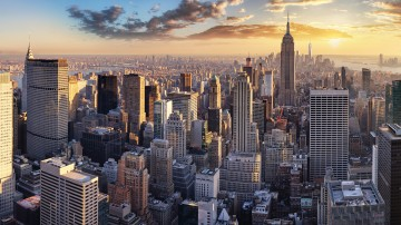 Explore this famed New York City skyline, and all its wonders, during your USA itinerary