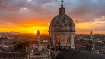 Granada city is one of the most visited place in Nicaragua