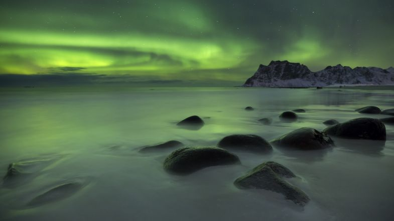 Most people plan a holiday to Norway to see the Northern Lights