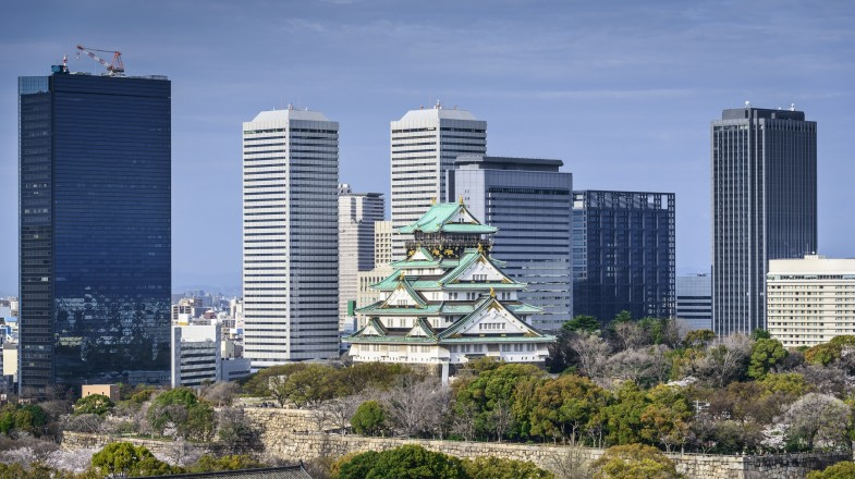 Osaka, a city where modern skyscrapers are beautifully blended with ancient temples should definitely be on your Japan itinerary.