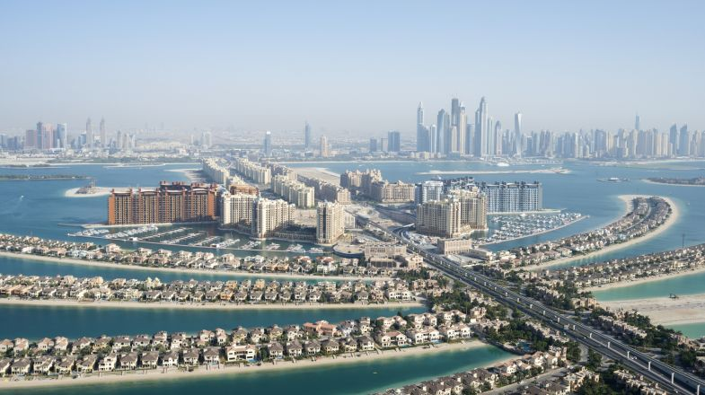 Palm Islands, Dubai's gorgeous man-made islands