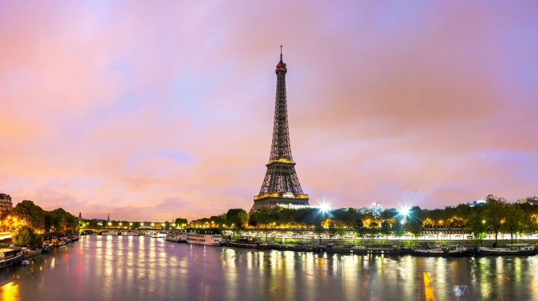 A holiday in France would be incomplete without visiting the Eiffel Tower