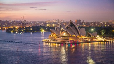 If there is one place to visit in Sydney, it has to be the world famous, Sydney Opera House.