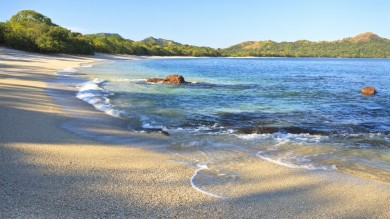 Playa Conchal is one of the most beautiful beaches in Costa Rica