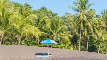 Costa Rica's Playa Hermosa is a beach with a name that translates to Beautiful Beach