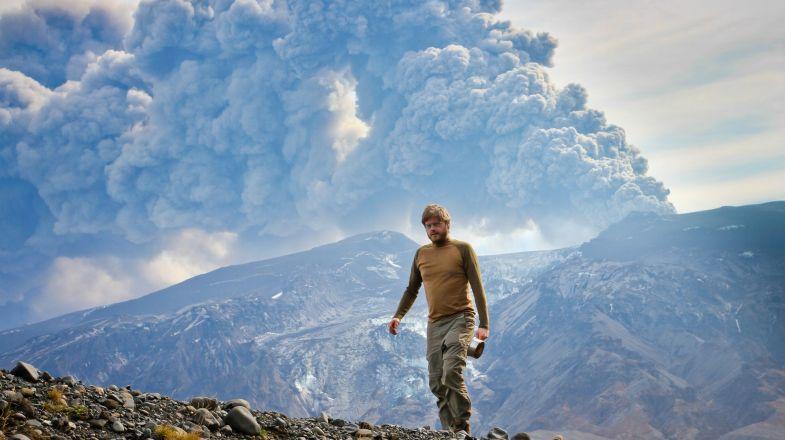 The popular Icelandic volcano Eyjafjallajökull