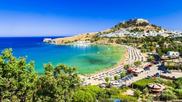 Rhodes, the largest and most popular island of Dodecanese