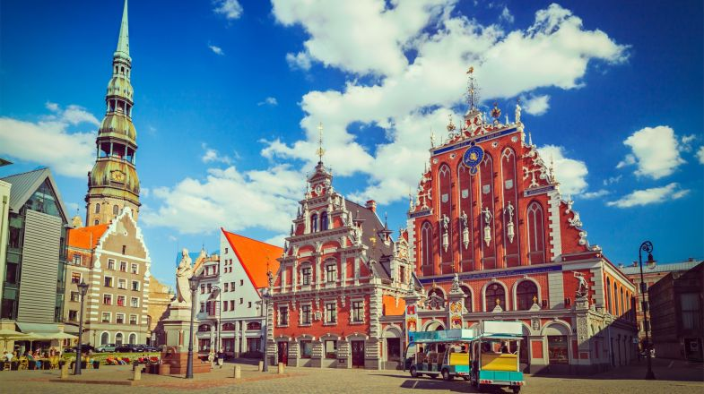 Riga, a must-visit destination for architecture lovers
