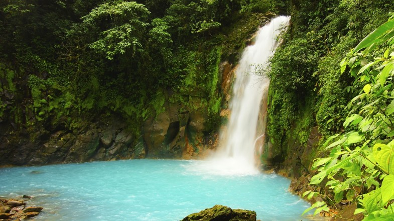 Tours to Guanacaste in Costa Rica include trips to its various national parks and cascading waterfalls.
