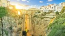A day trip from Malaga to Ronda is the perfect excuse to get out of Spain's 6th largest city & discover the mountainous countryside and fascinating history of Malaga