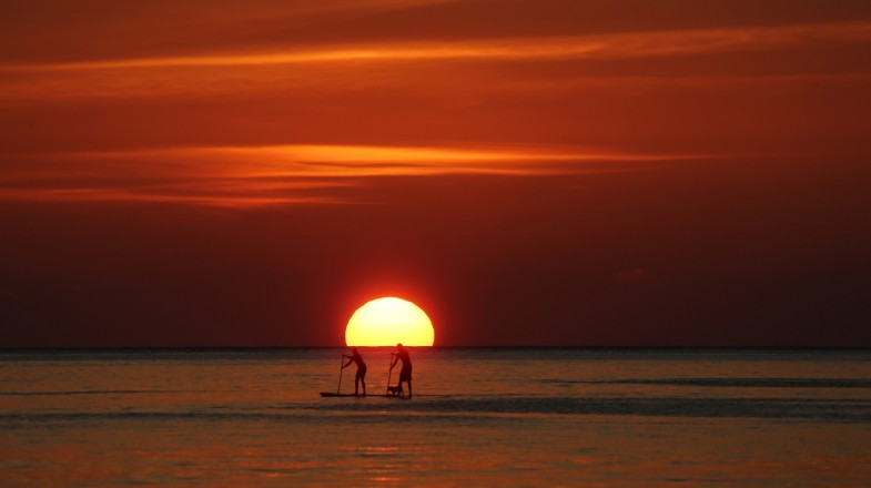 Holidays to Santa Marta in Colombia will be filled with romantic sunsets
