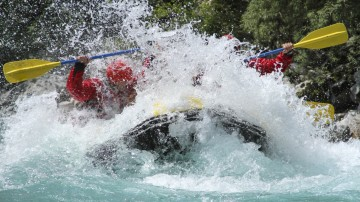 Sarapiqui region is a great place for rafting and a ton of other activities to do.