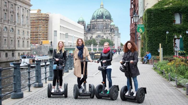 Segway Tours in Berlin