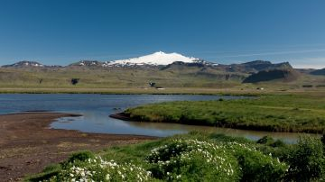 Snaefellsjokull National Park is a must visit in Iceland