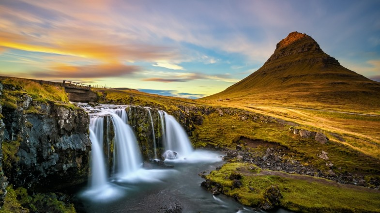 Kirkjufell mountain is an unmissable sight in Snæfellsnes peninsula