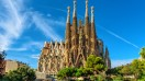One of the many things to do in Spain — La Sagrada Familia visit is a must during any trip to Barcelona.