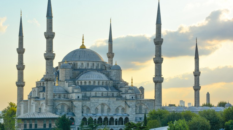 Turkey's largest city Istanbul is the economic, cultural and historical hub.