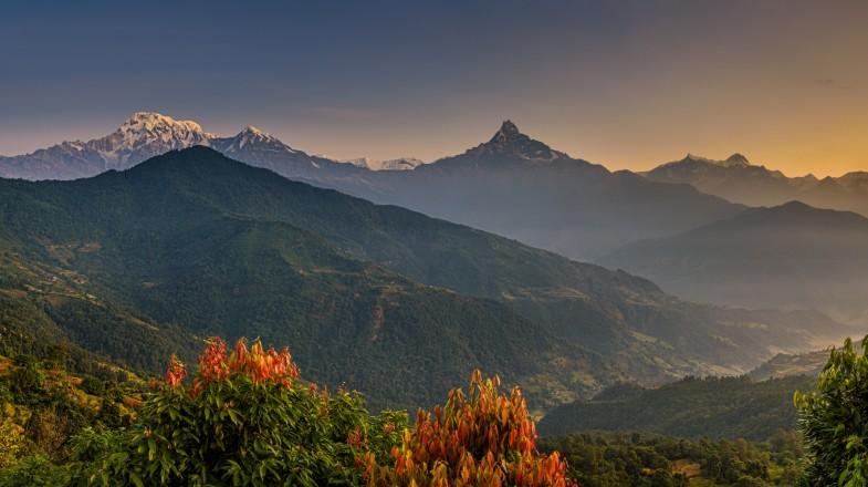 Nepal, a popular destination for adventurous travelers.
