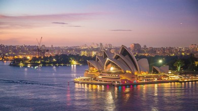 If there is one place to go in Sydney, it has to be the world famous, Sydney Opera House.