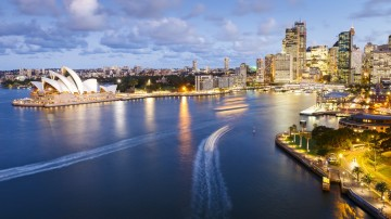 This vibrant city, Sydney can be visited anytime.
