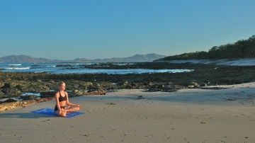 Tamarindo beach is a popular destination for all kinds of activities.
