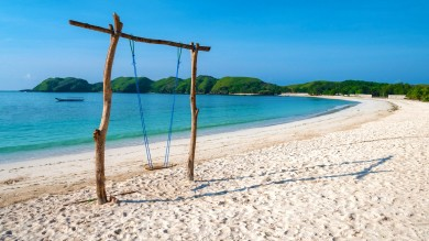 The tropical beach next to Bali is less crowded but has equally fun things to do in Lombok on a holiday.
