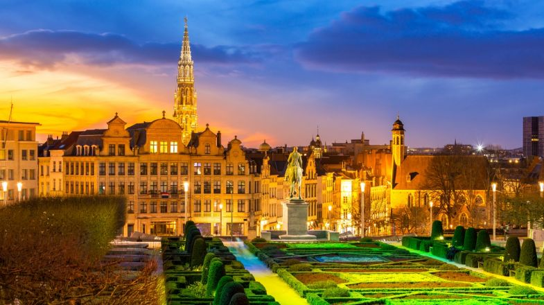 If you're holidaying in Belgium don't miss the Grand Palace.