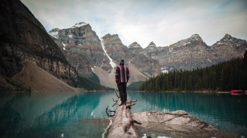 Hiking is one of the must do activities in Canada