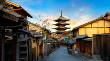 Winter in Japan offers the traveler a heart-warming immersion into its ancient culture.