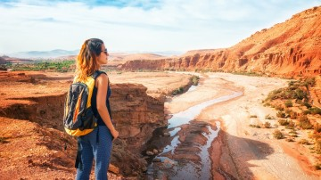 Soaking in the natural beauty is one of the best things to do in Morocco