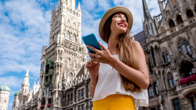 Walking tours are one of the top things to do in Munich