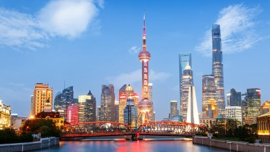 There are plenty of things to do in Shanghai.