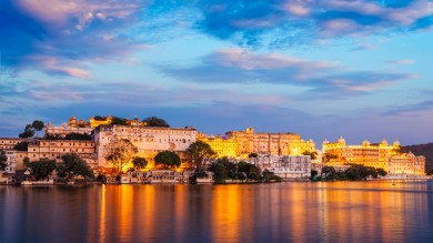 The city of lakes, Udaipur has many cultural spots that reflect the region's royal past. The Rajasthani city offers plenty of things to do and see for visitors.