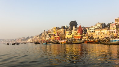 Varanasi is all about the emotional journey; discovering the famous ghats, cruising down the Ganges River, or appreciating the simplistic beauty of the ancient river