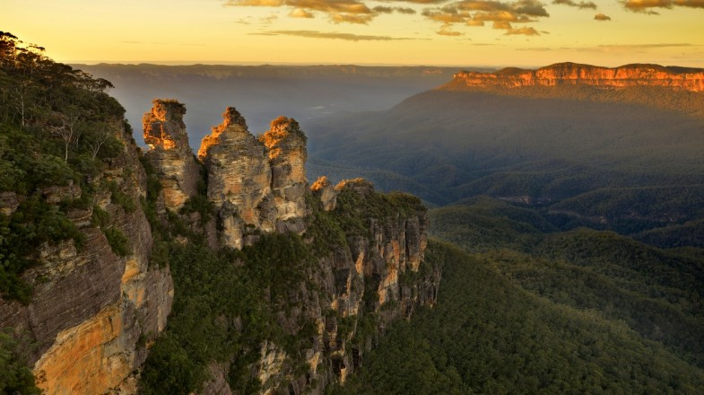 The Blue Mountains is a refreshing getaway, just a 90 minute drive from Sydney.