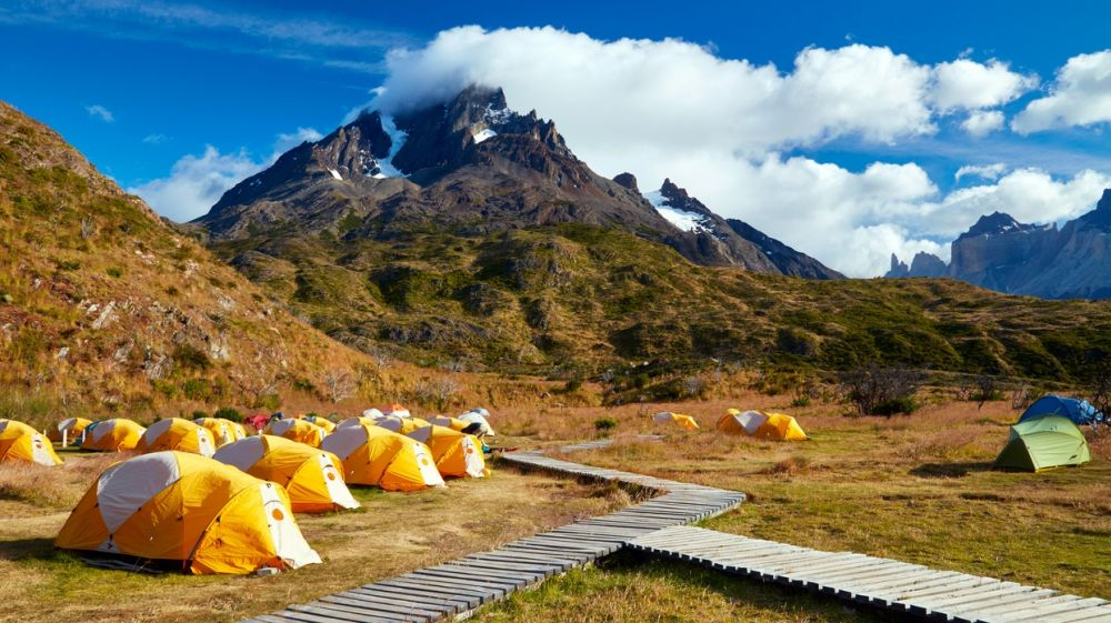 Circuito W Torres Del Paine Camping : Things you need to know before your torres del paine trek miss