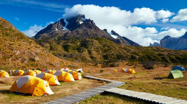 Torres del Paine National Park has plenty of accommodation options for its visitors - Campsites, Refugio, and Luxury Hotels. Find out your perfect lodging.