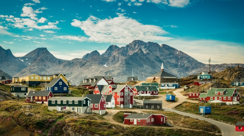 Tours in Greenland will offer untouched natural beauty