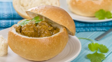 A trip to South Africa is not complete without trying some traditional South African food. Bunny chow is one of the most celebrated traditional South African foods.