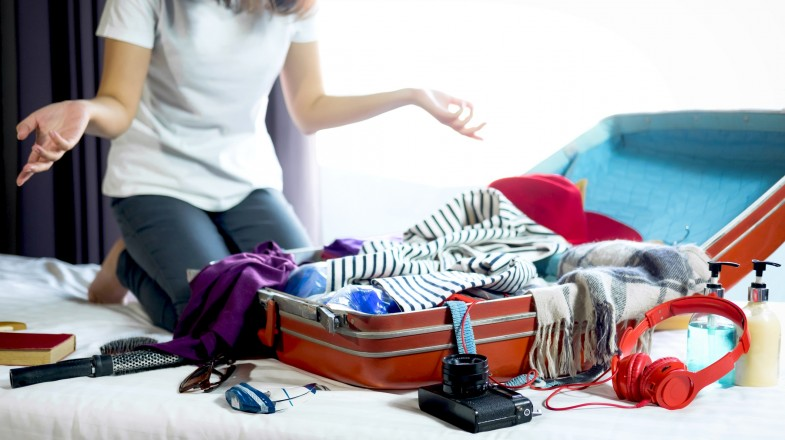 Everyone loves to travel, but few people enjoy the packing that goes along with it. Preparing for a trip doesn't have to be a headache.