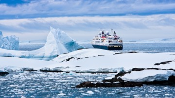 An Antarctic trip is far less treacherous a prospect than it was in the past. Read on to find out what is your best option to get to Antarctica.