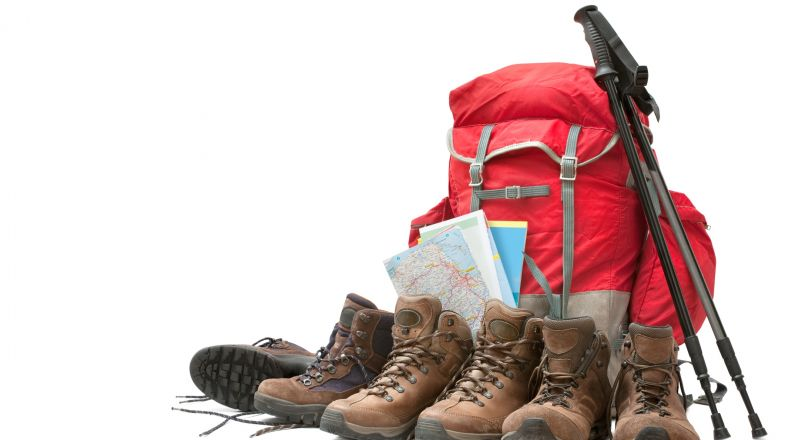 Trekking equipment for trekking in Nepal and Peru - treks such as the everest Base Camp Trek and the Inca Trail.
