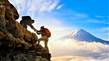 Japan boasts many beautiful and well-maintained trails, one must trek in Japan at least once in their lifetime.