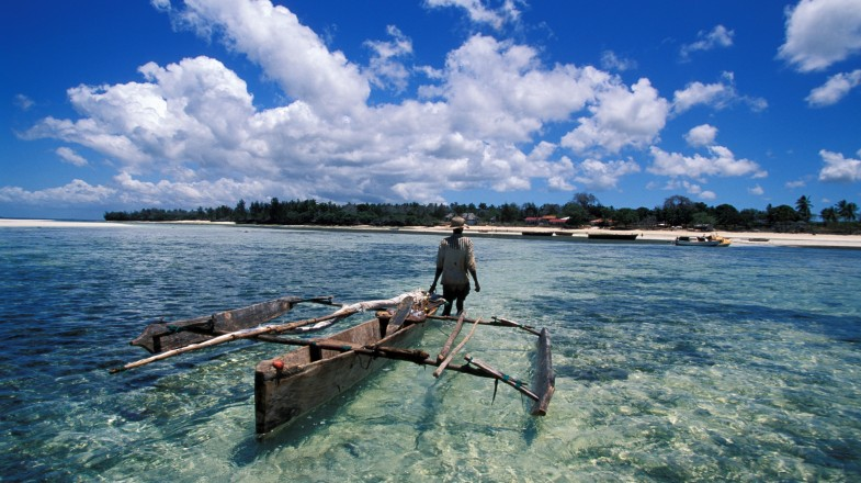 Plan a holiday to Zanzibar for its warm tropical waters