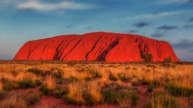 Besides getting awestruck by the beauty of the Red Rock, there are many things to do in Uluru Kata-Tjuta National Park