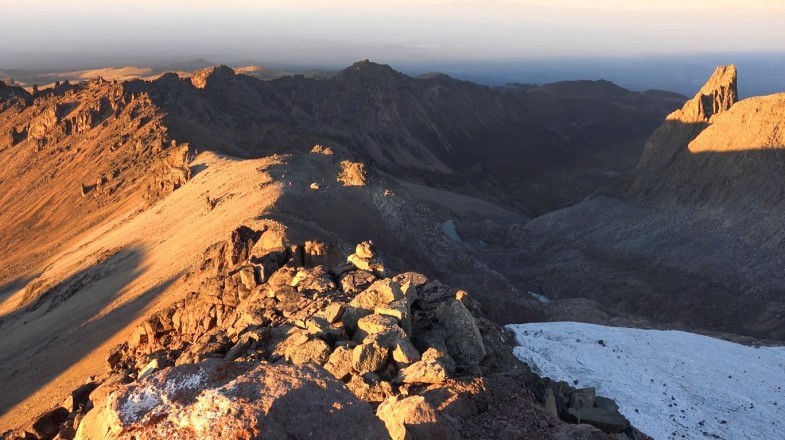 Umbwe Route, Kilimanjaro National Park