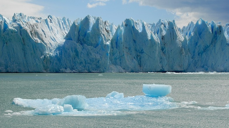 The Upsala Glacier certainly deserves some time in the limelight. The Upsala Glacier can be found in Los Glaciares National Park in Argentina's portion of Patagonia.