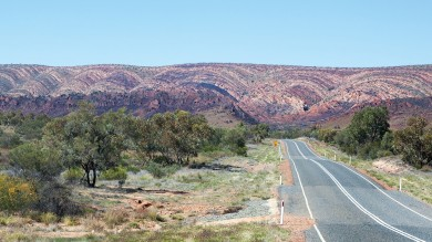 The West Macdonnell Ranges in Alice Springs is a great way to spend time in Australia.