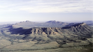 There are various types of accommodation in Flinders Ranges that range from budget to high luxury.