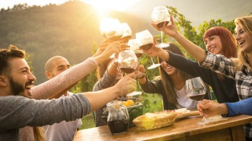 Wineries in Tuscany has contributed in producing some of the finest wines in the world.